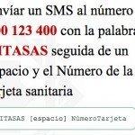 Cita Médico por SMS en Andalucía