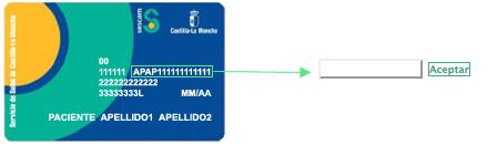 Cita medico Castilla La Mancha