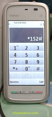 Cita médica celular Paraguay