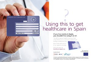 Healthcare is provided at the Andalusian Public Health System centres