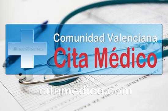 Cita para el Médico en la Comunidad Valenciana