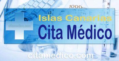 Cita Médico del Servicio Canario de la Salud