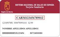 Tarjeta de Salud de Murcia