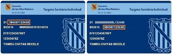 Tarjeta Sanitaria de las Islas Baleares