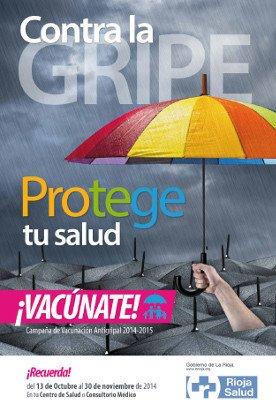 Campaña de Vacunación Antigripal 2014-2015