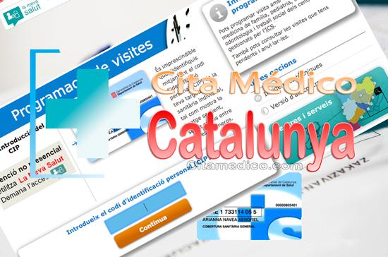 Cita previa para el médico en Cataluña, Barcelona, Tarragona, Lleida y Girona por internet - Cita mèdic ICS l'Institut Català de Salut