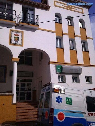 Cita médico - Centro de Salud de Almogía