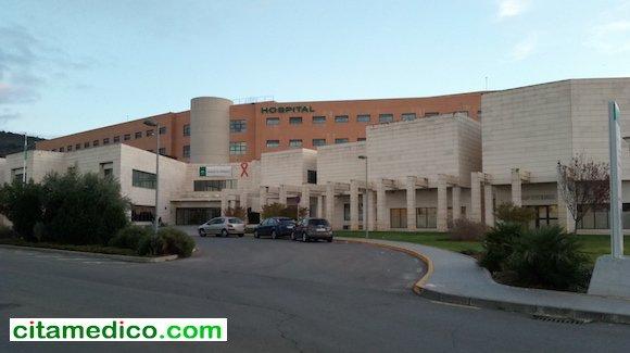 Foto del Hospital Comarcal de Antequera