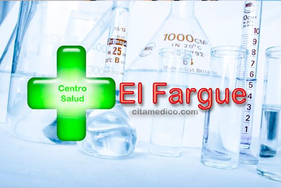Información del Consultorio El Fargue en Granada con teléfonos, dirección y localización