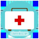 Lista de Centros de Salud con dirección, horarios y cita médico