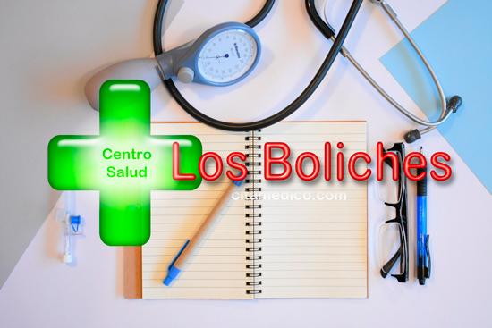 Centro de salud de Los Boliches en Fuengirola