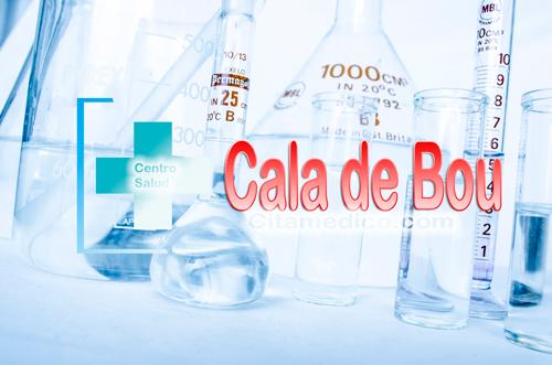 Información de la Unidad Básica de Salud Cala de Bou del Servicio de Salud de las Islas Baleares (Ib-Salut) con teléfonos, dirección y localización