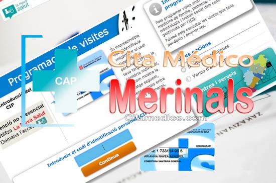 Centre d'atenció primària CAP Merinals de CatSalut Servei Català de la Salut a Sabadell