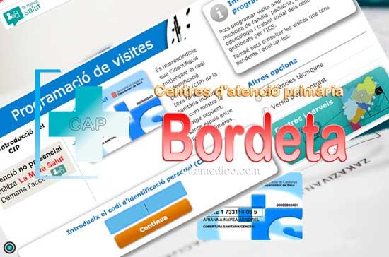 Centre d'atenció primària CAP Bordeta-Magraners de CatSalut Servei Català de la Salut a Lleida