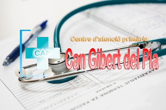 Centre d'atenció primària CAP Can Gibert del Pla de CatSalut Servei Català de la Salut a Girona