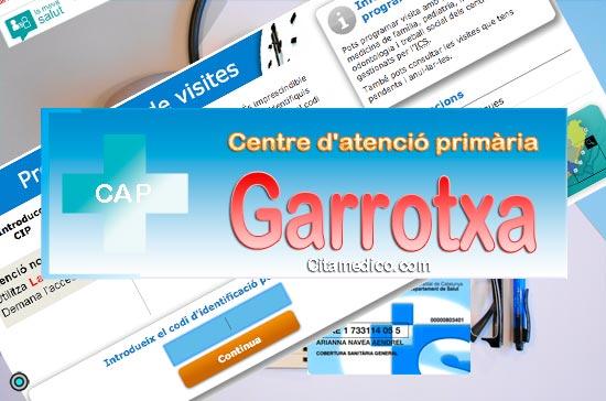 Centre d'atenció primària CAP Garrotxa de CatSalut Servei Català de la Salut a Girona