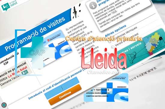 Centre d'atenció primària CUAP Lleida de CatSalut Servei Català de la Salut a Lleida