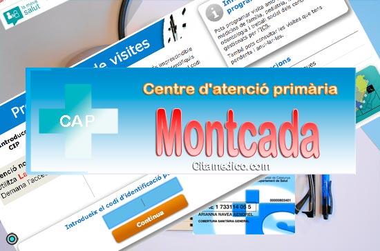Centre d'atenció primària CAP Montcada i Reixac de CatSalut Servei Català de la Salut a Barcelona