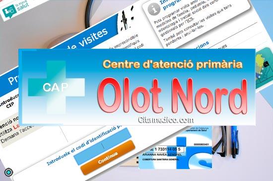 Centre d'atenció primària Consultori local Olot Nord de CatSalut Servei Català de la Salut a Girona