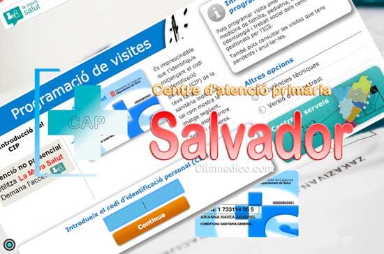 Centre d'atenció primària CAP Sant Salvador de CatSalut Servei Català de la Salut a Tarragona