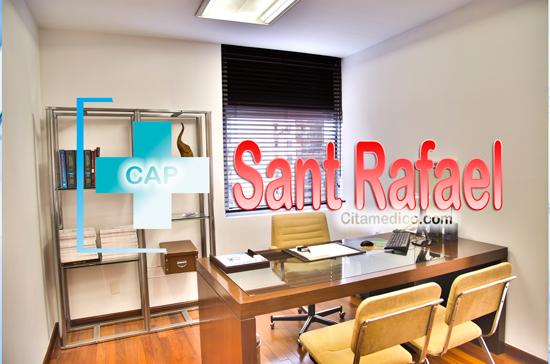 Centre d'atenció primària CAP Sant Rafael
