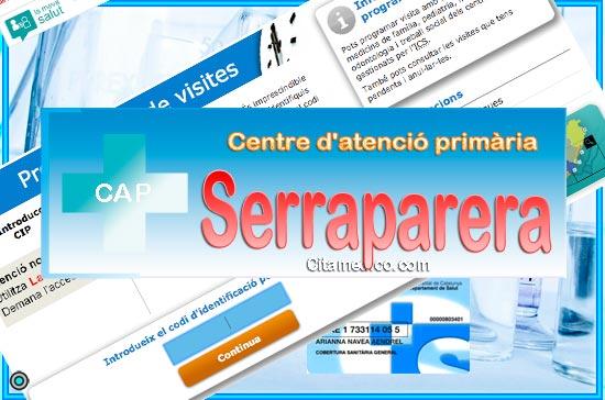 Centre d'atenció primària CAP Serraparera de CatSalut Servei Català de la Salut a Barcelona