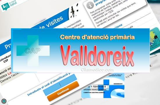 Centre d'atenció primària CAP Valldoreix de CatSalut Servei Català de la Salut a Barcelona