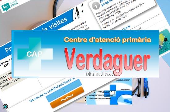Centre d'atenció primària CAP Verdaguer de CatSalut Servei Català de la Salut a Barcelona