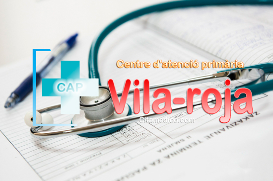 Centre d'atenció primària CAP Vila-roja de CatSalut Servei Català de la Salut a Girona