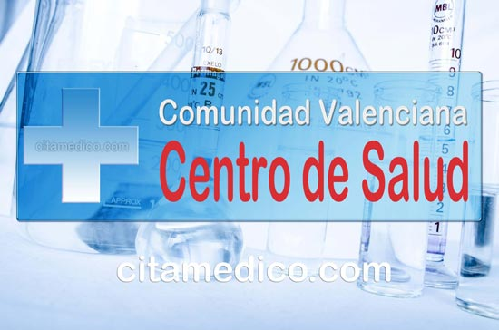 Cita Metge Centro de Salud La Llosa de Ranes Centre d'atenció primària de Valencia