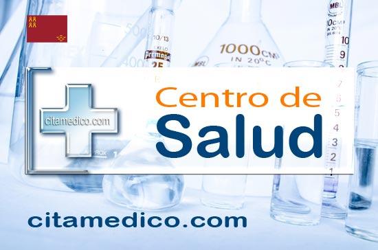 Cita Médico Centro de Salud Algezares Centro de Atención Primaria del Servicio Murciano de Salud en Algezares