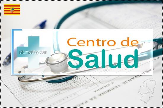 Cita Médico Centro de Salud María de Huerva Centro de Atención Primaria del Servicio Aragonés de Salud en María de Huerva