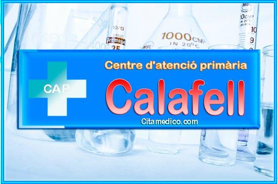 Cita Metge CAP Calafell Centre d'atenció primària de CatSalut Servei Català de la Salut a Tarragona