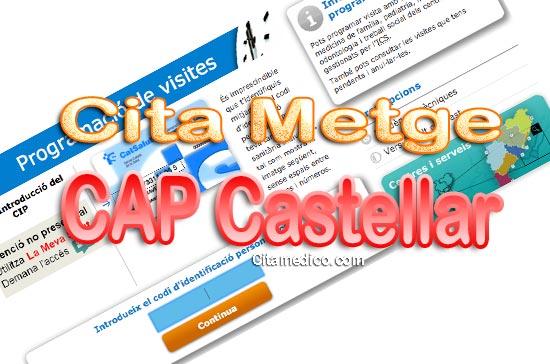 Cita Metge CAP Castellar del Vallès Centre d'atenció primària de CatSalut Servei Català de la Salut a Barcelona