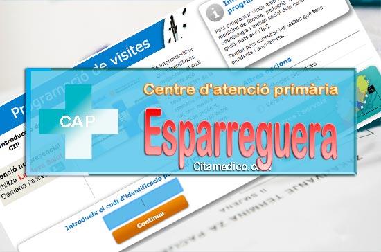 Cita Metge CAP Esparreguera Centre d'atenció primària de CatSalut Servei Català de la Salut a Barcelona