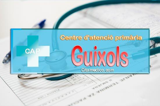 Cita Metge CAP Sant Feliu de Guíxols Centre d'atenció primària de CatSalut Servei Català de la Salut a Barcelona