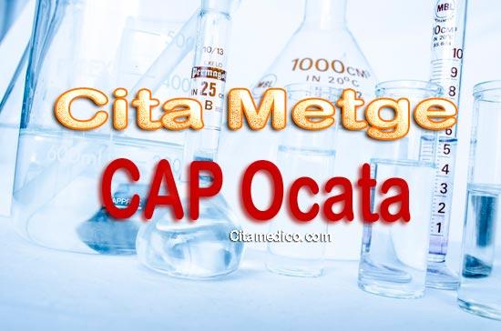 Cita Metge CAP Ocata Centre d'atenció primària de CatSalut Servei Català de la Salut a Barcelona
