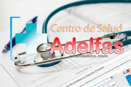 Centro de Atención Primaria Centro de Salud Adelfas de Salud Madrid Servicio Madrileño de Salud (SERMAS)