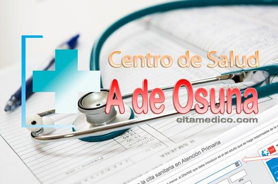 Centro de Atención Primaria Centro de Salud Alameda de Osuna de Salud Madrid Servicio Madrileño de Salud (SERMAS)