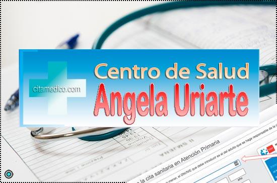 Centro de Atención Primaria Centro de Salud Ángela Uriarte de Salud Madrid Servicio Madrileño de Salud (SERMAS)
