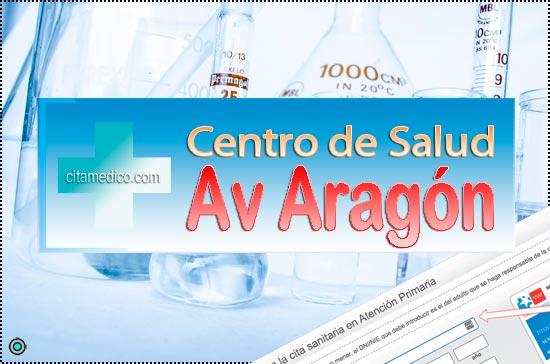 Centro de Atención Primaria Centro de Salud Avenida de Aragón de Salud Madrid Servicio Madrileño de Salud (SERMAS)