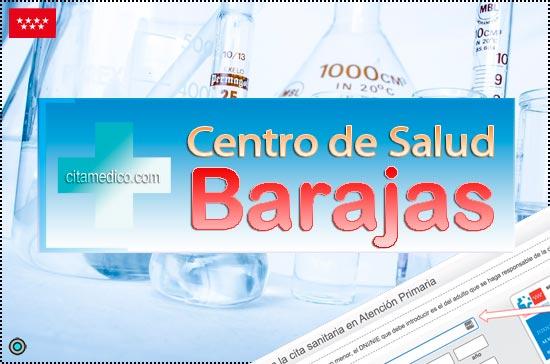 Centro de Atención Primaria Centro de Salud Barajas de Salud Madrid Servicio Madrileño de Salud (SERMAS)