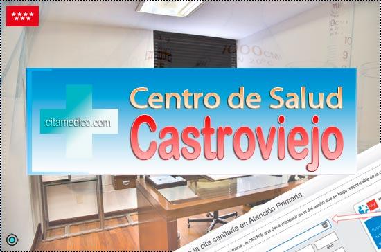 Centro de Atención Primaria Centro de Salud Doctor Castroviejo de Salud Madrid Servicio Madrileño de Salud (SERMAS)