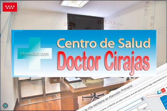 Centro de Atención Primaria Centro de Salud Doctor Cirajas de Salud Madrid Servicio Madrileño de Salud (SERMAS)