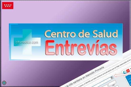 Centro de Atención Primaria Centro de Salud Entrevías de Salud Madrid Servicio Madrileño de Salud (SERMAS)