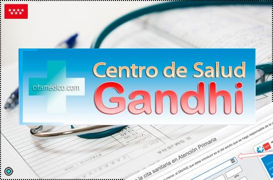 Centro de Atención Primaria Centro de Salud Gandhi de Salud Madrid Servicio Madrileño de Salud (SERMAS)
