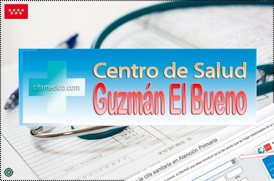 Centro de Atención Primaria Centro de Salud Guzmán el Bueno de Salud Madrid Servicio Madrileño de Salud (SERMAS)