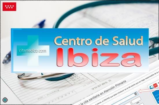 Centro de Atención Primaria Centro de Salud Ibiza de Salud Madrid Servicio Madrileño de Salud (SERMAS)