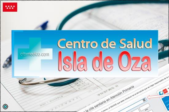 Centro de Atención Primaria Centro de Salud Isla de Oza de Salud Madrid Servicio Madrileño de Salud (SERMAS)