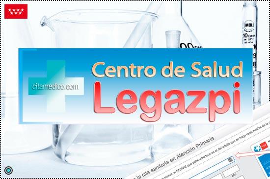 Centro de Atención Primaria Centro de Salud Legazpi de Salud Madrid Servicio Madrileño de Salud (SERMAS)